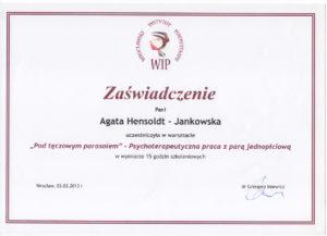 Psycholog dla par jednopłciowych